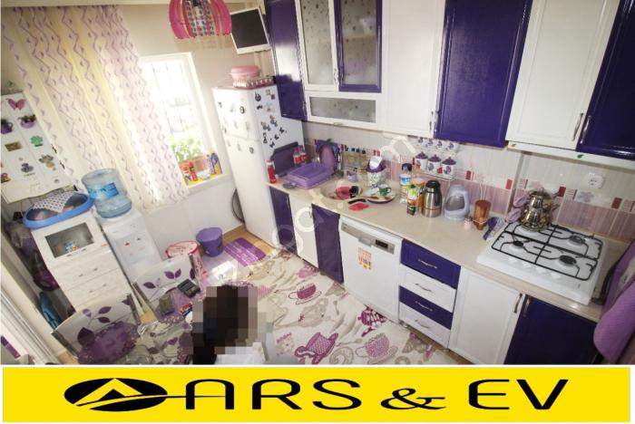 M.çakmak Mah'de Ars&ev'den Satılık 3+1 Satılık Daire