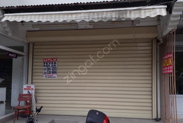 Gemlik K.kumla Feyza Emlak Tan Satilik Dukkan