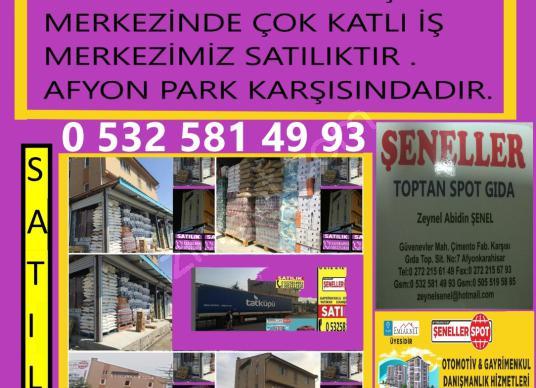 PARKAFYON , SOSYAL KONUTLARIN VE MERKEZ PAZAR YERİ KARŞISI - Kat Planı