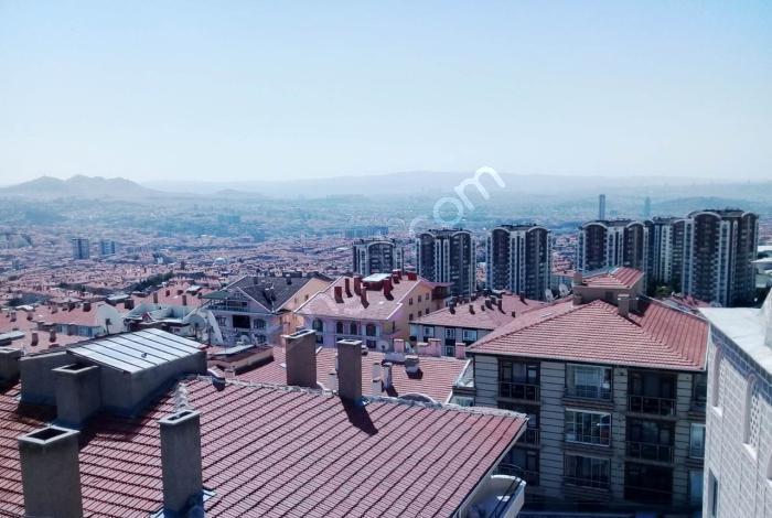 Osmangazi Cadde Üzeri,ankara Ya Kuş Bakışı Manzara Satılık Daire