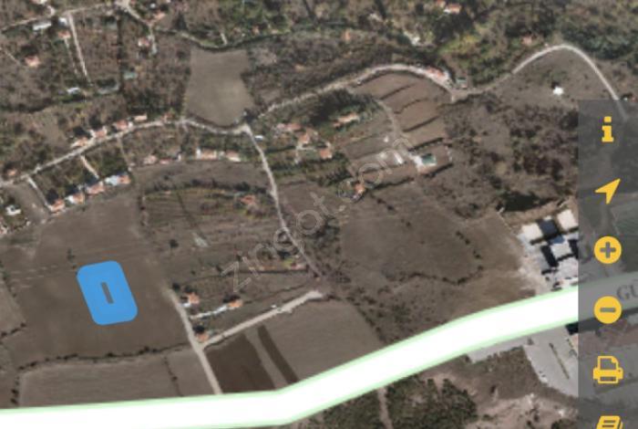 Çorum Ayarık Mevkii Ted Koleji Civarı Satılık Villa Arsası