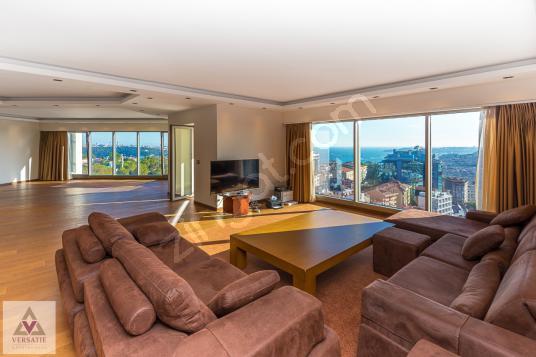 Büyükhanlı Residence Boğaz Manzaralı 380 m2 Satılık 4,5+1 zorlu