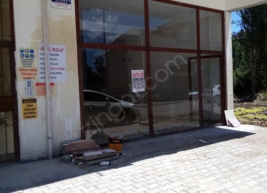 SATLIK İŞYERİ DÜKKAN - Balkon - Teras