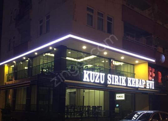 Atakum Güzelyalı'da Satılık Cafe / Restoran / Bar - Kapalı Otopark
