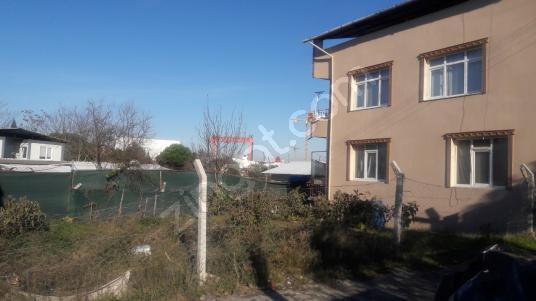 Altınova Hersek'te içinde 2 Kat Ev ile Birlikte Satılık Arsa
