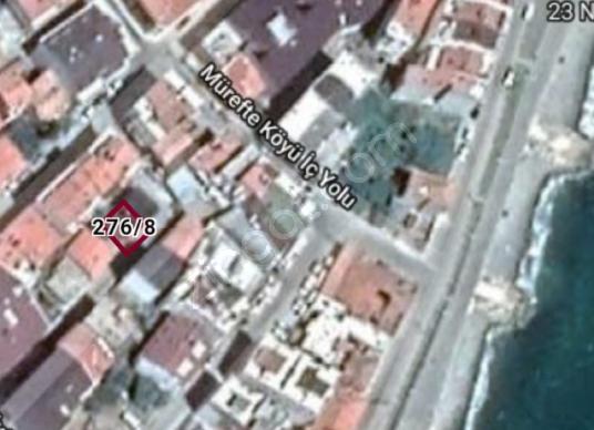 Şarköy Mürefte'de Satılık İmarlı Denize Yakın - Kat Planı