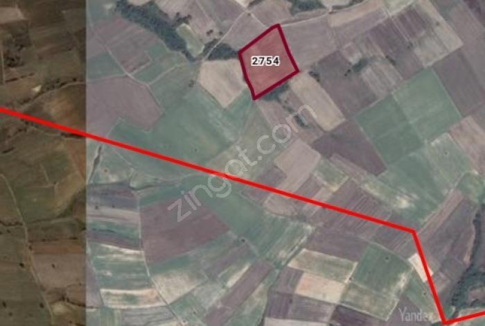 Uzunköprü Başağıl Köyü'de İhtiyaçtan Acil Satılık  23650 M2