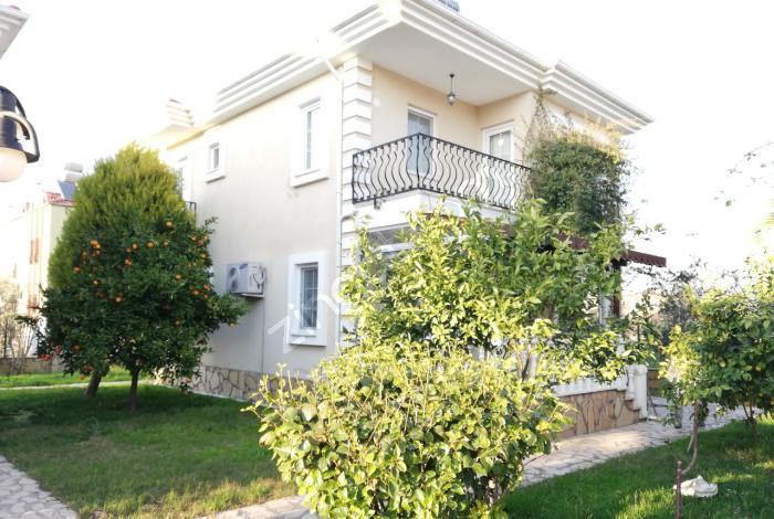 Derin Emlaktan Karaçalıda 3+1 170 M2 Villa Dubleks Villa