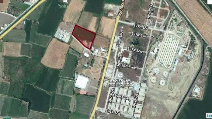 Remax Ofis'den Dericiler Sitesi Karşısında 9300 M2 Tarla