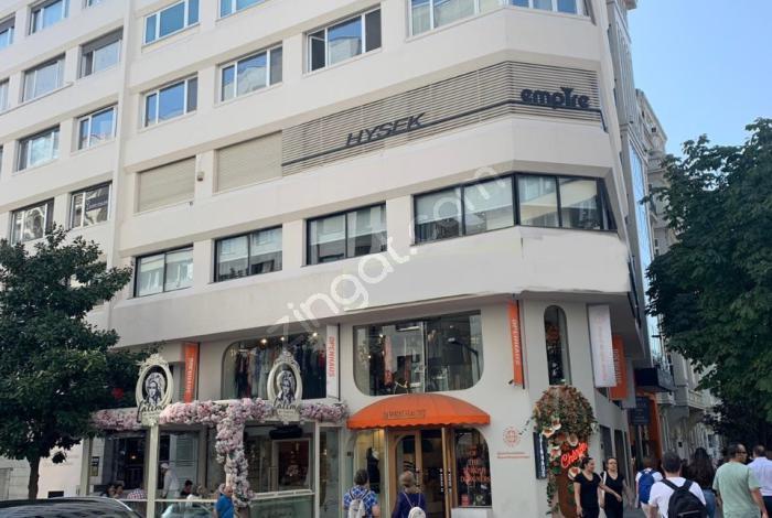 Nişantaşı, Abdi İpekçi Caddesi Üzerinde Satılık 550 M² Ofis Katı