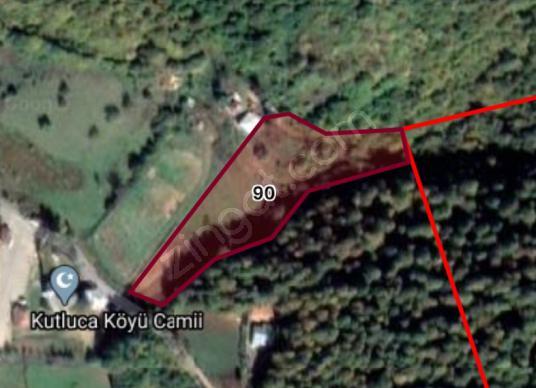 İznik Kutluca'da Satılık köy imarlı bahçe - undefined