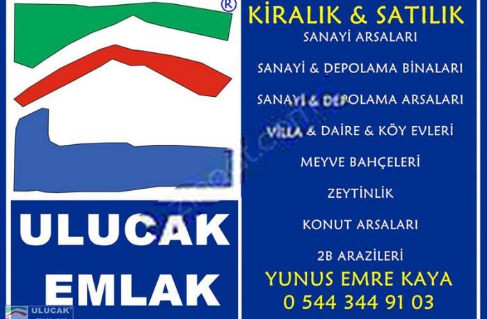 Ulucak Emlak'tan Turgutlu'da Kat Karşılığı 250 Konutluk Arsa