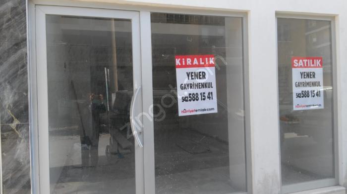 Muradiye Merkez De 63 M2 Satılık Kiralık Dükkan