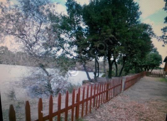Edirne Merkez Süloğlu Küküler Köyü Göleti Yanı Bahçe Yeri