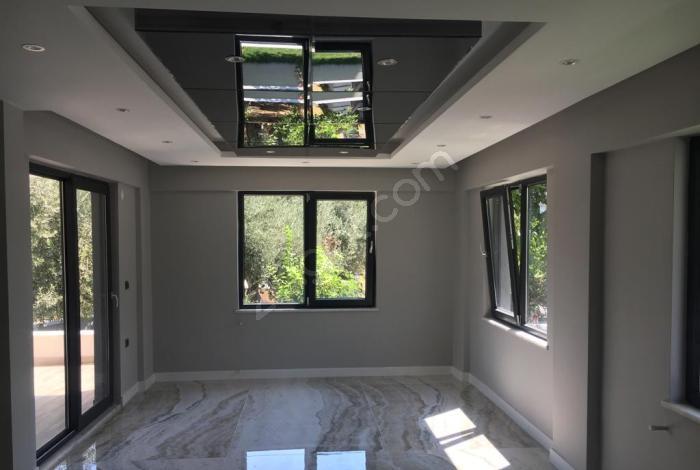 Rb Den Satılık Narlı 6+2 Villa 500 M2 Mustakil Bahçeli