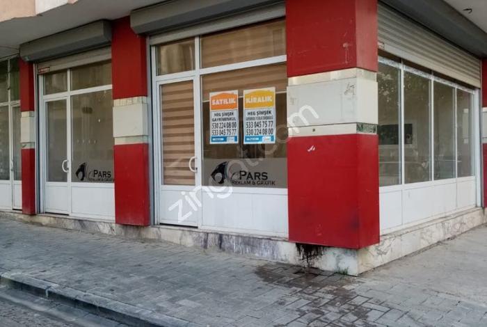 Şehitler Mah. Sgk Yanında Satılık 65 M2 Köşe Dükkan