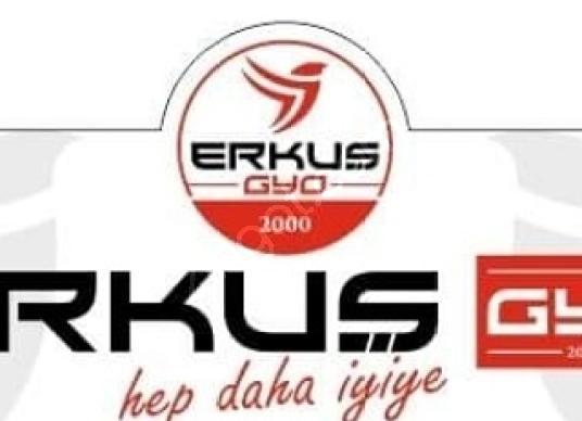 ERKUŞ GYO DAN SEVİNDİK PAZA YOLU ÜZERİNDE SATILIK SANAYİ PARSELİ - Logo