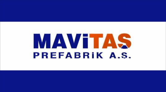 BETON PREFABRİK DEPO ÜRETİMİ - İZMİR - MAVİTAŞ PREFABRİK - Logo