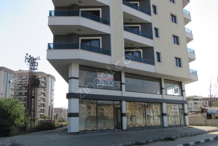 Turgutlu'da İzmir Ankara Yoluna Cepheli 1800M² Satlık Dükkan