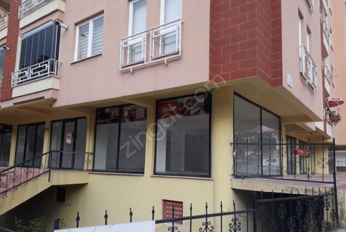 Mehmet Akif Ersoy Caddesi 750M2 Kiralık Dükkan