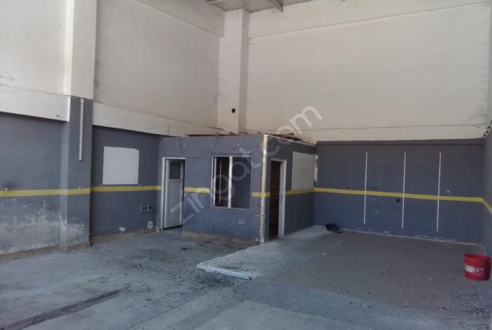 Sanayi Sitesinde Kiralık Dükkan