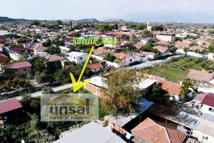Didim Balat Köyünde Satılık İmarlı Arsa