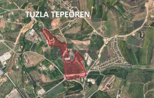 Tuzla Tepeören Villa Arsası