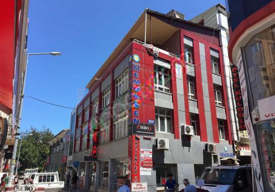 Samsun site cami civari kiralik ofiskatlari - Sokak Cadde Görünümü