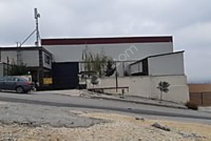 Oğuzelinde Satılık 2 Katlı 2000M Fabrika