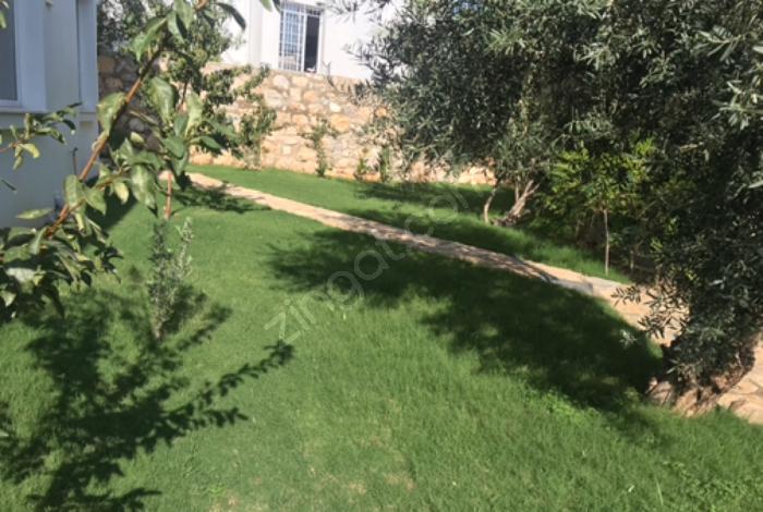 Bodrum Merkez Satılık Bahçe Katı Daire
