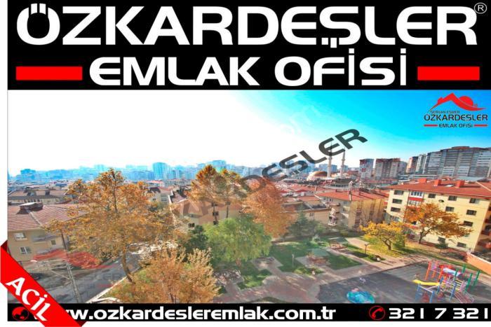 Özlem Cad. Paraleli Ankara & Park Manzaralı Kelepir 3+1 Daire.!!