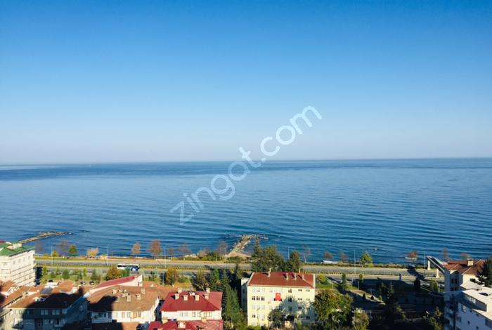 Sürmene'de Deniz Ve Doğa Manzaralı Lüks Daire