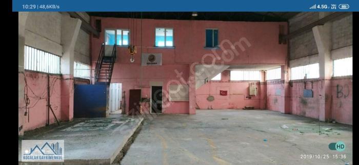 Sultanbeyli Adil'de Kiralık 500 M2 Fabrika / İmalathane,depo