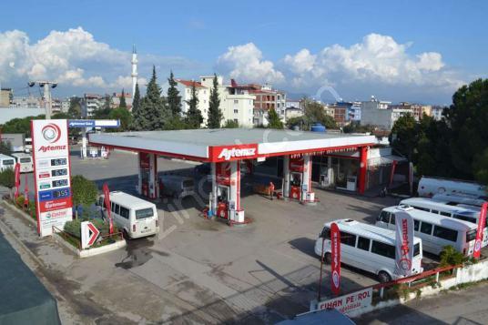 İzmir, Torbalı,İzmir-Aydın Yolu Üzeri Satılık Akaryakıt İstasyon - Manzara