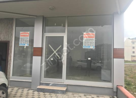 ALTAN'DAN ADİL'DE SATILIK ( İSKANLI ) DEPOLU DÜKKAN - Balkon - Teras
