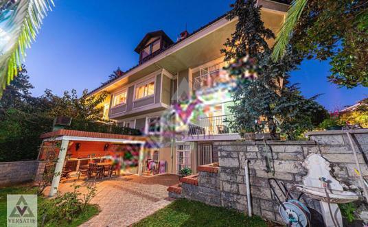 1. Ulus Muhteşem Site İçerisinde Satılık 550m2 Bahçeli Villa - Dış Cephe