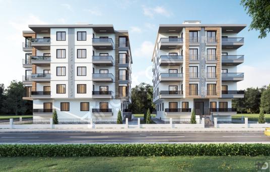 Yavuz Gümüşsoy İnşaat tan yep yeni 25 dairelik muhteşem proje