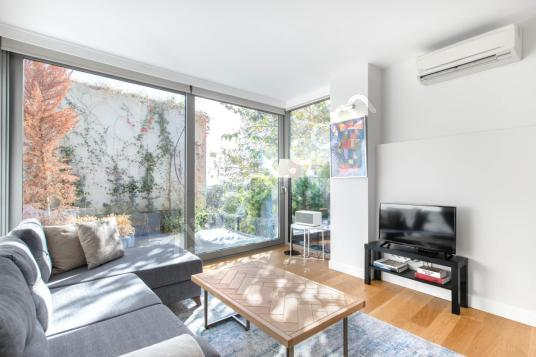 Furnished 1 bedroom Flat in a New Building Cihangir D2