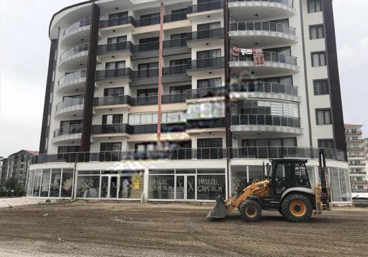 Yeni otogar karşısında kiralık işyeri 400 m - Dış Cephe