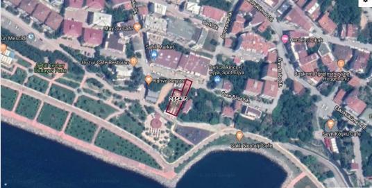 DUDAYEV PARKINDA 550M ALANA SAHİP RESTAURANT YERİ