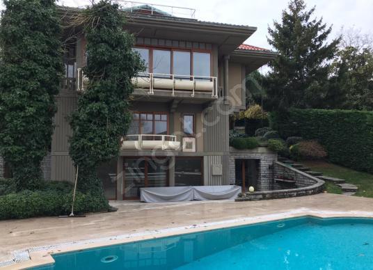 Tarabya ferahevler'de 5+2 ( 476m2) kiralık villa