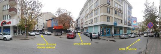 Gebze Hacıhalil Mahallesi'nde 180 m2 Satılık İşyeri