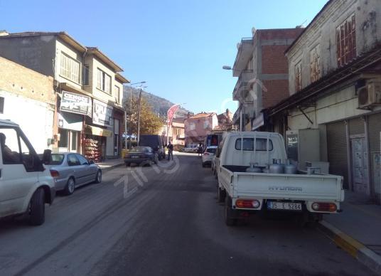 İZMİR TORBALI GOLD EMLAKTAN SATILIK DÜKKAN - Sokak Cadde Görünümü