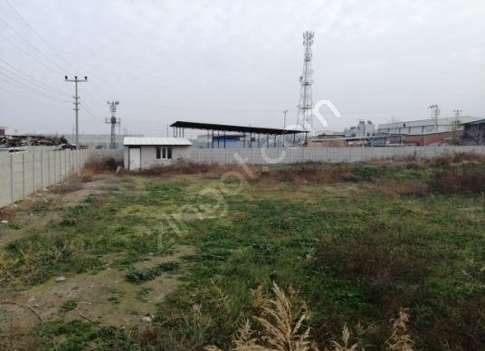 Salihli Beşeylül'de Kiralık acık  Depo alanı - Manzara