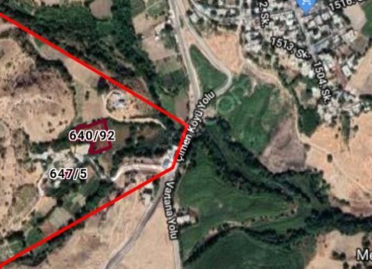 Adıyaman Alitaşı mevki vertane yolu Satılık 2500 m2 Bahçe&Daire