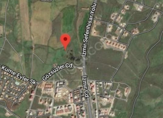 Seferihisar Camikebir'de Kiralık tarla hobi bahcesi