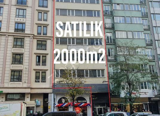 Otele Uygun Cadde Üzeri Bina / English Below - Dış Cephe