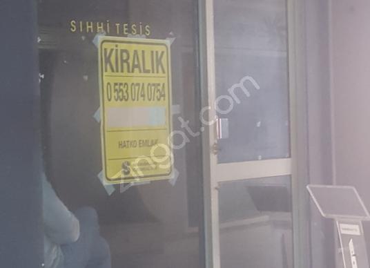 Adapazarı Çukurahmediye'de Kiralık Dükkan / Mağaza - Balkon - Teras