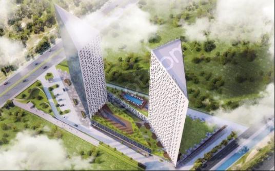 Remax Oluşum ' dan Gyoo Projesinde 1+1 62 M Eşyalı Kiralık
