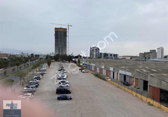 Project | İzmir'den Bayraklı'da Towerda Alkol Ruhsatlı Teraslı